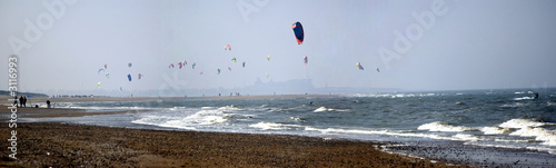 panoramique kitesurf