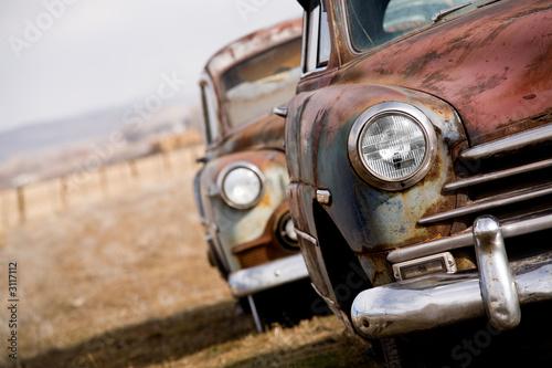 abandoned cars - 3117112