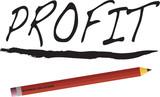 business profit poster