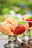 summertime icecream poster
