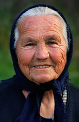 old greek lady