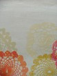 fabric with floral patterns