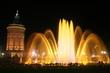 springbrunnen vor wasserturm