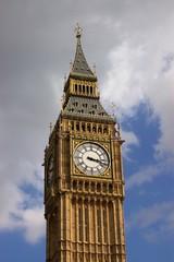 top of big ben tower