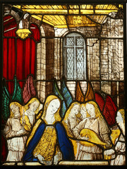 st cecilia and the angels