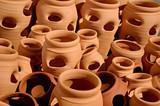 clay pots poster