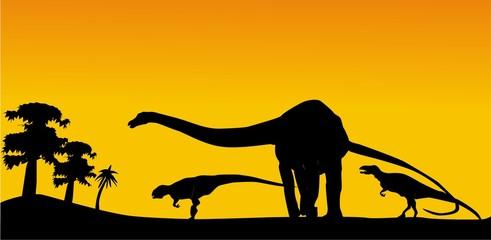 hunt dinosaur
