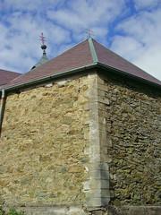 church under the sky