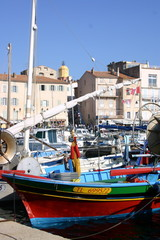 port de st-tropez/var/france
