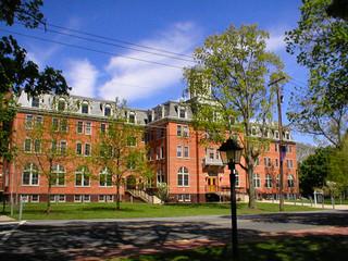 brick school