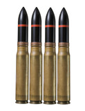 bullets - war concept poster
