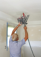 texturing ceilings