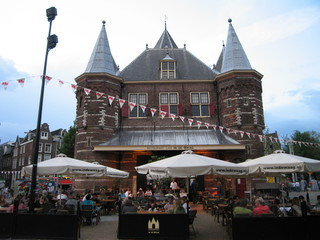 the amsterdam waag
