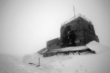 alpine meteo station