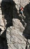 rock climber 2 poster