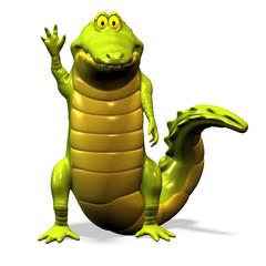 crocodile no. 7