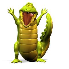 crocodile no. 8