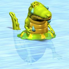 crocodile no. 12