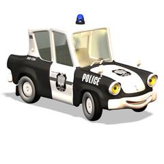 cartoon car no. 12