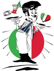 restaurant -italy