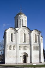 old church in vladimir