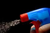 spray bottle poster
