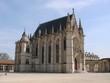 sainte-chapelle du chateau de vincennes
