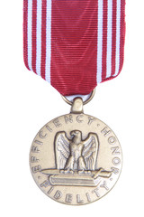 american efficiency honor fidelity war medal