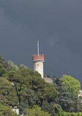 torre giardino