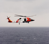 coast guard helicopter