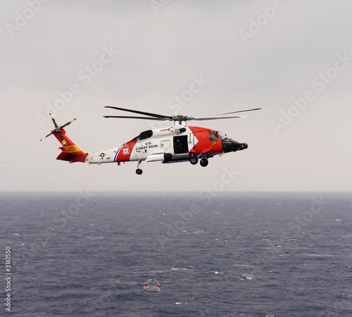 coast guard helicopter - 3161550