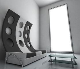 3d interior exclusive design
