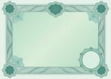 certificate blank02.jpg poster