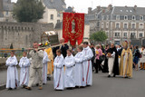 la procession poster