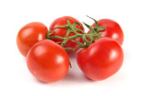 tomatoes cluster poster