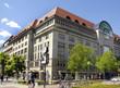 Leinwandbild Motiv kaufhaus des westen berlin