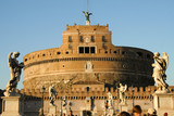 Mausoleum of Hadrian poster