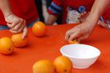 games of peeeling orange skin poster