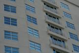 apartment / hotel windows poster