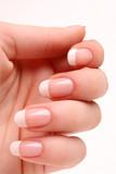 Fototapety french manicure