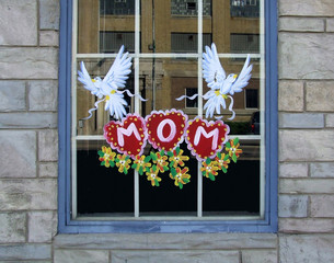 mother's day doves