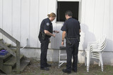 police investigating burglary poster