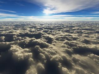amazing cloud landscape
