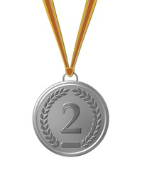silber medaille