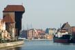 old crane gdansk