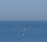 incontro in mare poster