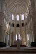 apse, vezelay abbey, france