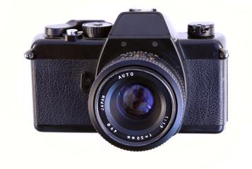 slr 35mm photo camera