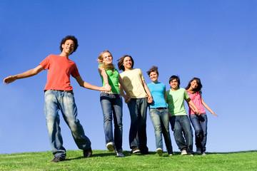 diversity friendship group