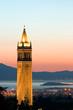 berkeley university sather tower zoom